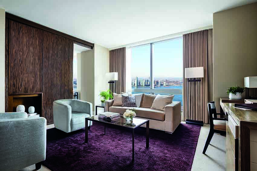 Trump SoHo New York Magnificent 3 Bedroom Suites In New York City